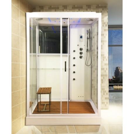 Cabine de douche hammam : envie d\'améliorer votre confort ?